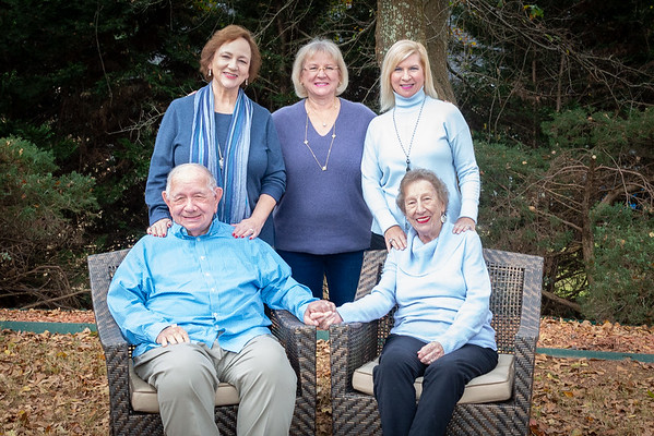 Mahaney Family