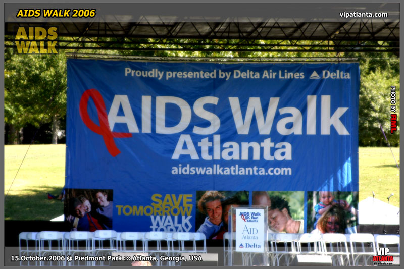 AIDS Walk Atlanta @ Piedmont Park :: ATL, GA [Oct.15.2006]