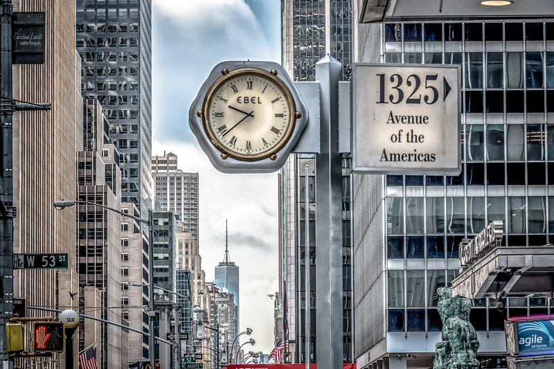 Clock with One world trade in back 1.jpg