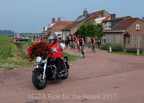 Video's  DELTA Ride for the Roses 2018