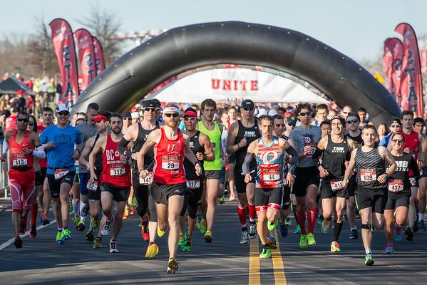Unite Half Marathon and 8k 2015