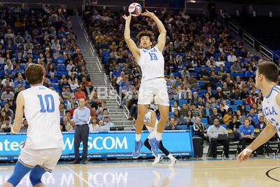 Long Beach UCLA men's volleyball 1/19/2019