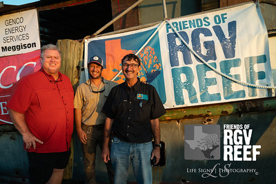 Event - RGV Reef Project