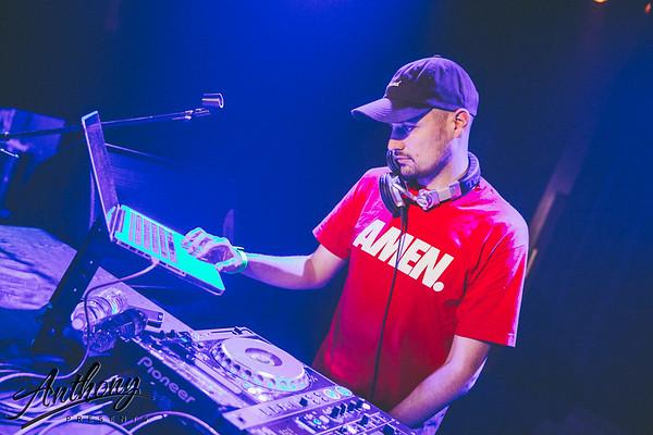 DJ Drama @ Mezzanine 4/30/2017