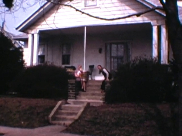 Super-8 Home Movies filmed by Timothee's Father between 1973 and 1981  (There is no sound in these videos.)