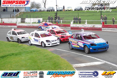 Stock Rods, Hednesford Hills  15 March 2020