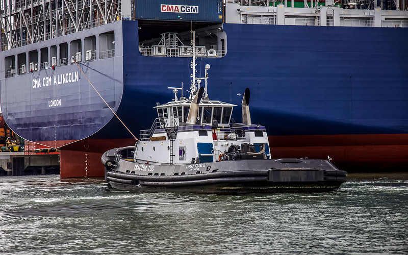 Centerline Logistics Tugs