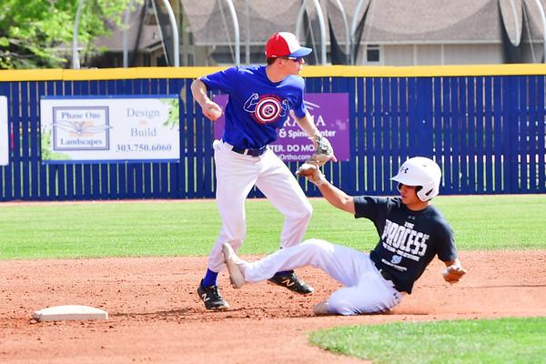 Pueblo West at Cherry Creek - Practice Game - May 13 2019