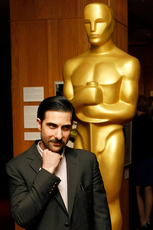 . Actor Jason Schwartzman arrives at Oscar Celebrates: Shorts, featuring this year\'s Oscar-nominated films in the Animated and Live-Action Short Film categories at the Academy of Motion Picture Arts and Sciences in Beverly Hills, California, February 19, 2013. REUTERS/Jonathan Alcorn