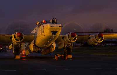 20170225 - Avro Shackleton - Coventry Airport