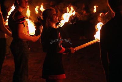 Bonfire Pep Rally