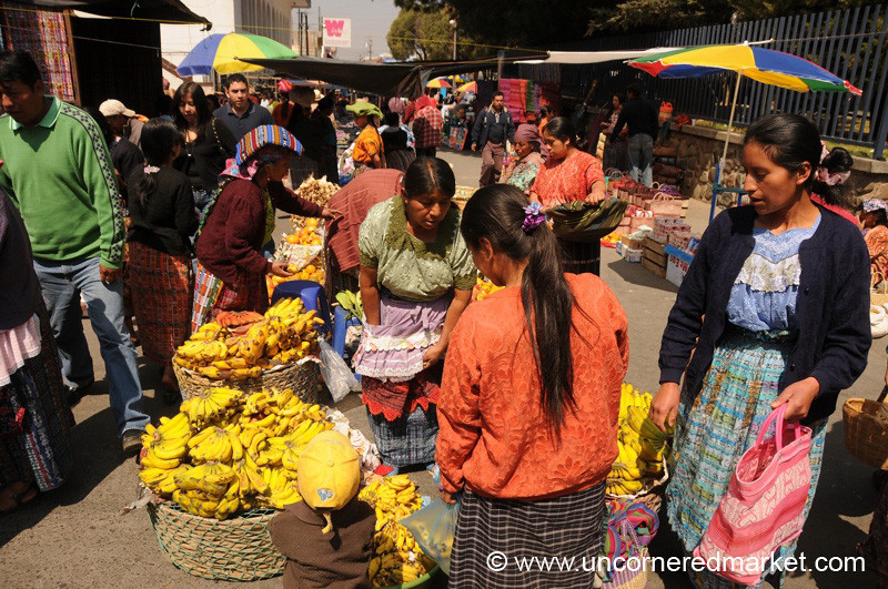 Totonicapan Market - Guatemala