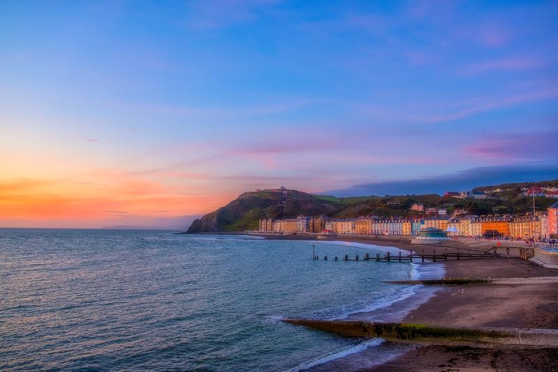 Aberystwyth Sunset