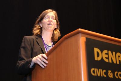 Invited Talk: Katherine Rawlins