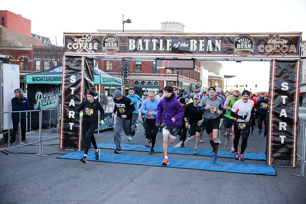 Battle of the Bean 5K Wichita