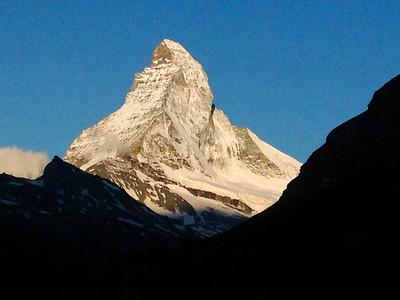 Europe, Zermatt, Switzerland, July 5-7