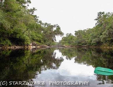 Suwannee River Paddle