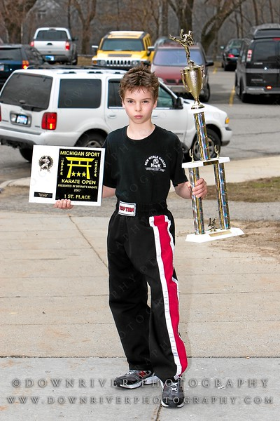 2007 Michigan Sport Karate Open
