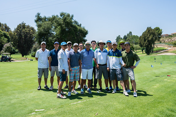 16th Frontier Golf Tournament & 34th Anniversary 8.6.2016