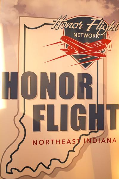 Honor Flight - Galen Wilkinson - Washington DC 2013
