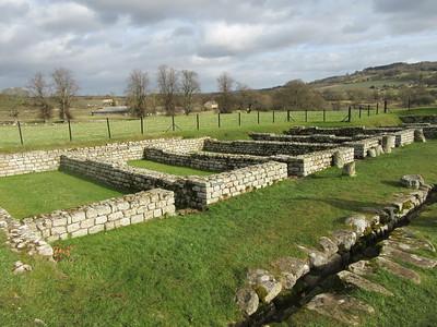 Hadrians Wall - February 2018