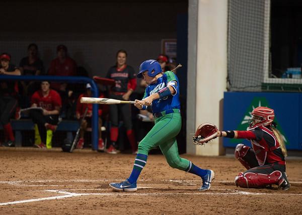 FGCU Softball & Baseball Feb 15
