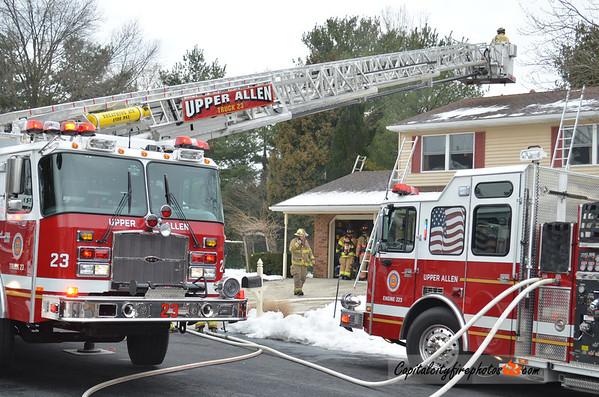 1/24/12 - Upper Allen Township, PA - Beacon Circle