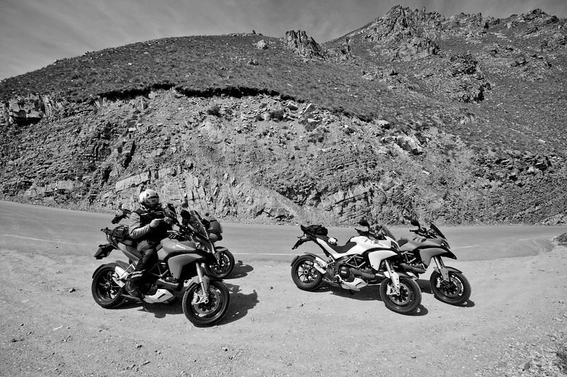 1/6: EMM 2011 Riders - Multistrada.net Euro Tour June 2011