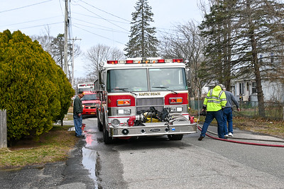 Mastic Beach House Fire Carnberry Dr {2021.03.24}