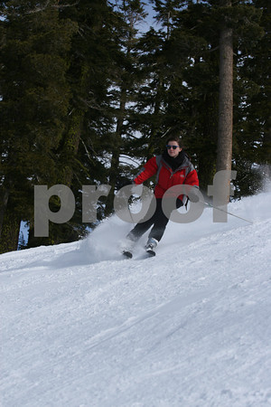 1/16/10 West Bowl Powderhorn Afternoon Action Jack
