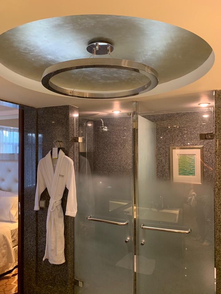 My Amazing Room in The Westin Bund Center Shanghai