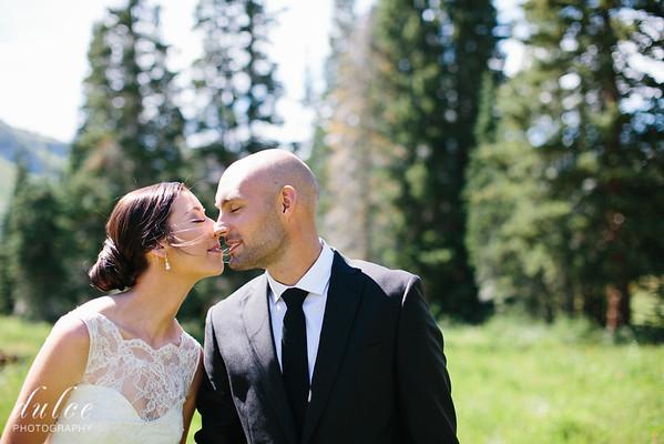 Erin and Bryan