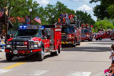 Hopkins Parade