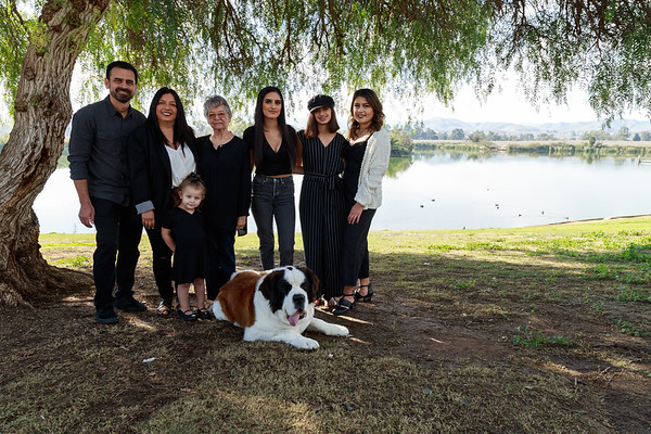 Garcia Family Photos 2018