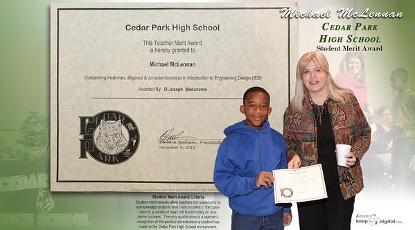 CPHS Merit Award Keedijts