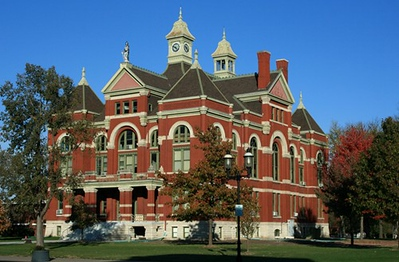 Kansas Courthouses