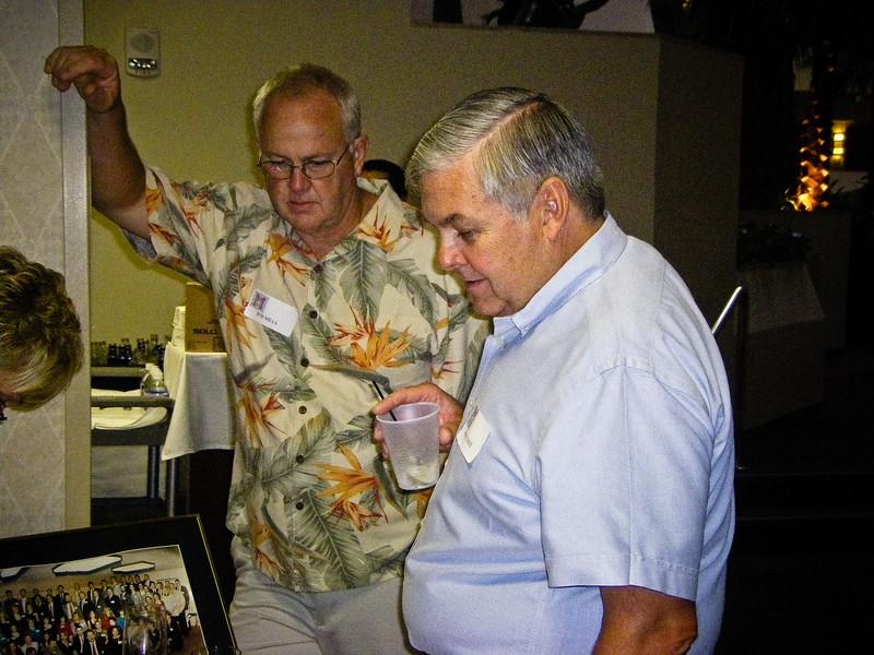 Bob Mills, John Coale