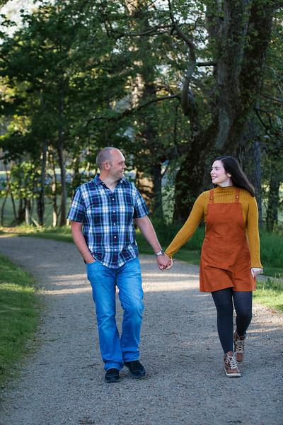 Alison & Kenny pre-wedding