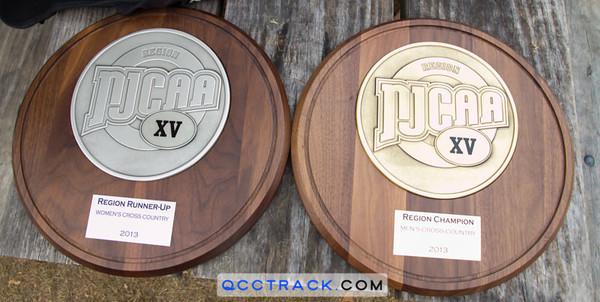 Region XV Championships @ Sunken Meadow Pk. (10.19.13)