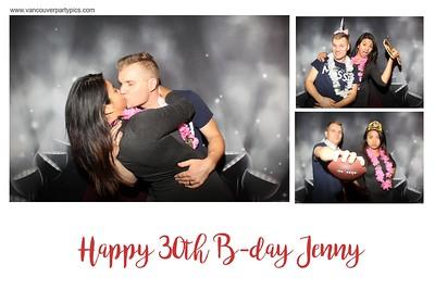 Jenny's 30th
