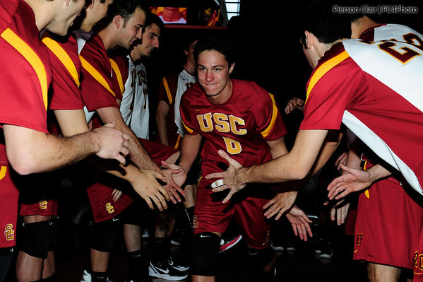 USC Men's Volleyball v UC Irvine - 2012