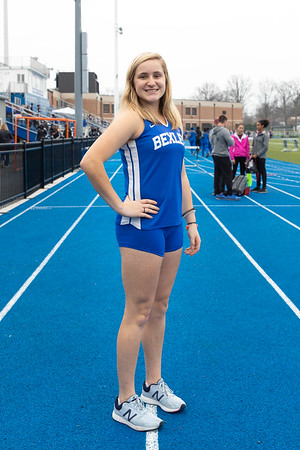 Track and Field Individual Photos