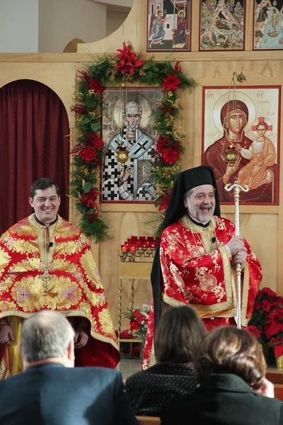 Feast of St. Nicholas - Ann Arbor 2012