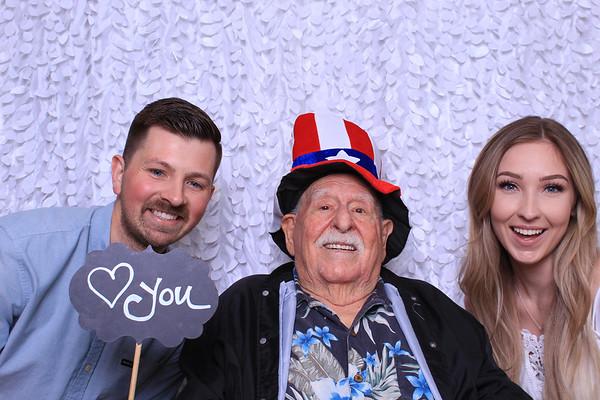 John's 95th Birthday Party