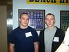 Jacob Scott Miles, Timmy Crane - swearing in- Marine Corp, Dallas 2-9-11