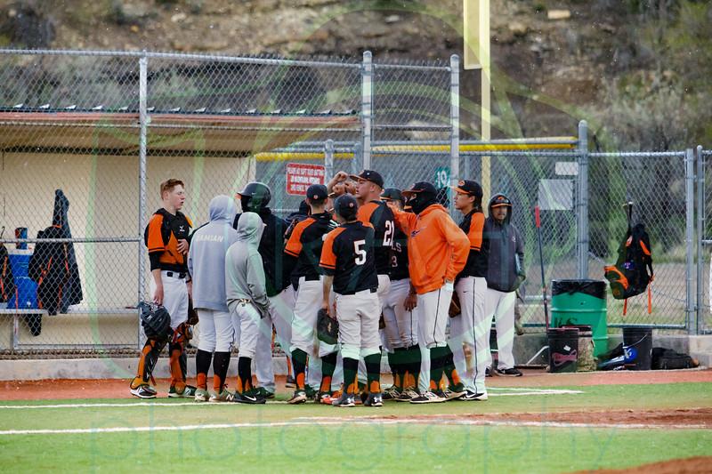 GHS vs Kirtland Baseball 4-29-17