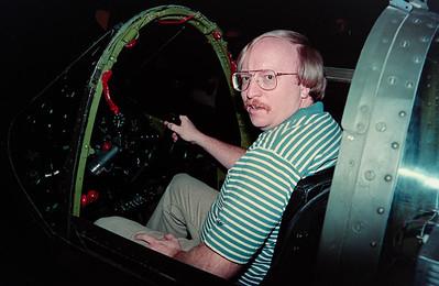 Air Force Museum April 6-7, 1993