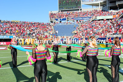 2020 All American Halftime Show - LK