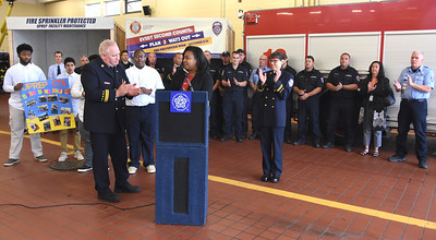 Mayor proclaims Fire Prevention Week in Rochester. 10/6/2017