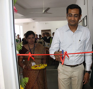 Inauguration of Recording Room